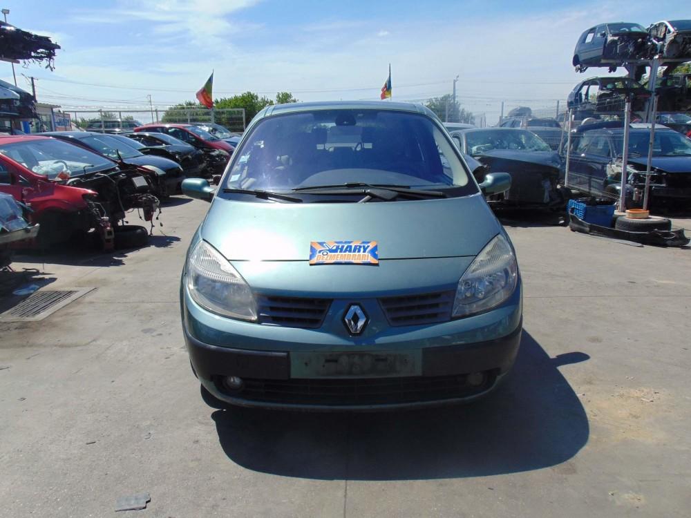 Dezmembram Renault Scenic 3, 1.9DCI, Tip Motor F9Q812, An fabricatie 2003.