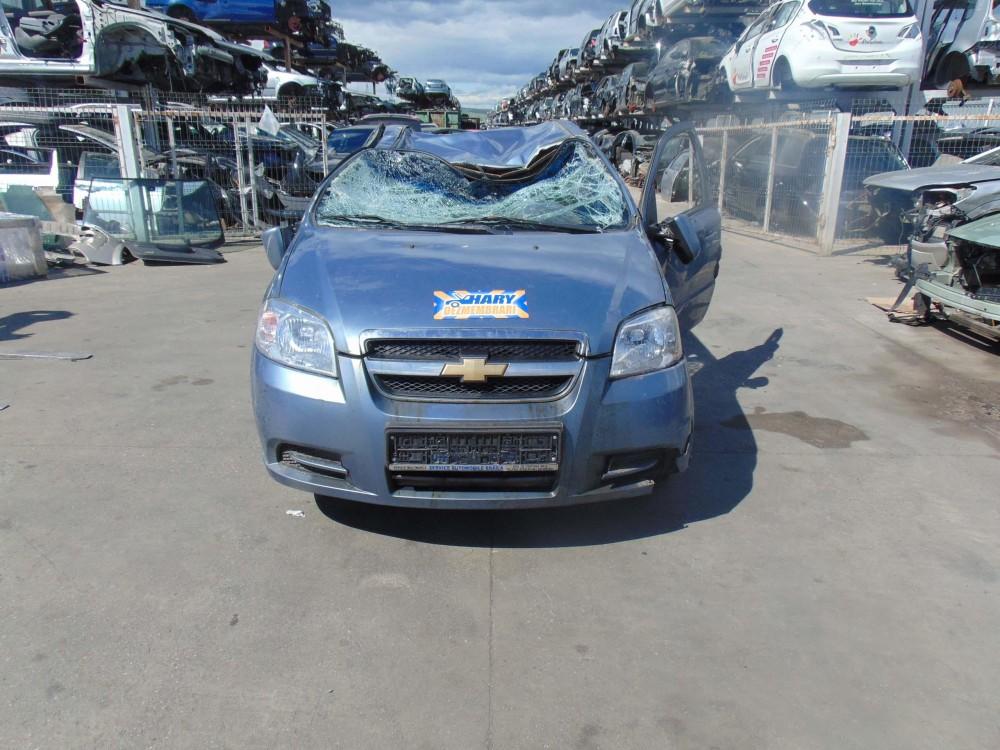 Dezmembram Chevrolet Aveo, 1.2BENZ, Tip Motor B12S1, An fabricatie 2007
