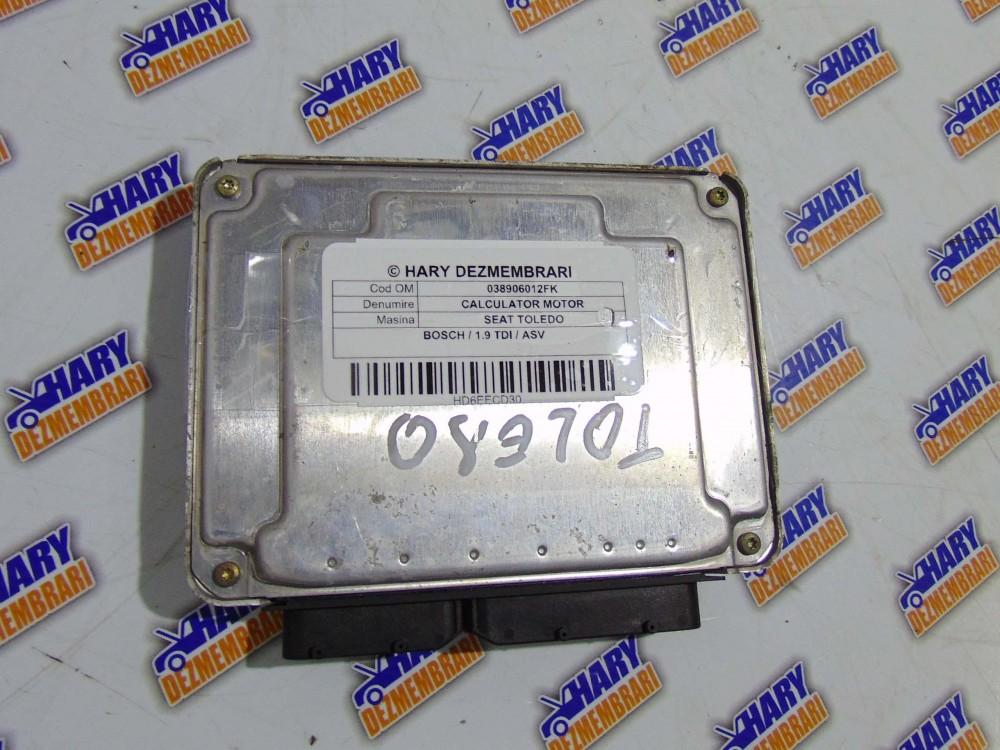 Calculator motor avand codul: 038906012FK pentru: Seat Toledo