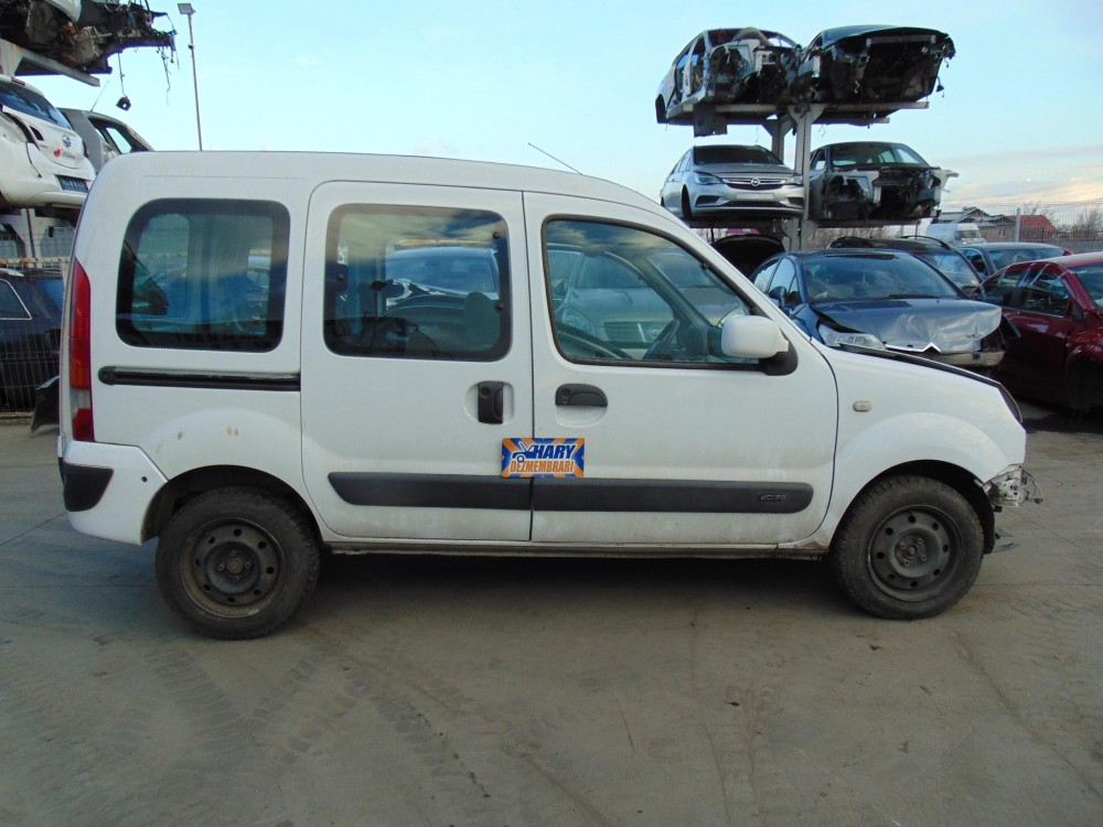 Dezmembram Renault Kangoo, 1.5DCI, Tip Motor K9K-A7, An fabricatie 2006