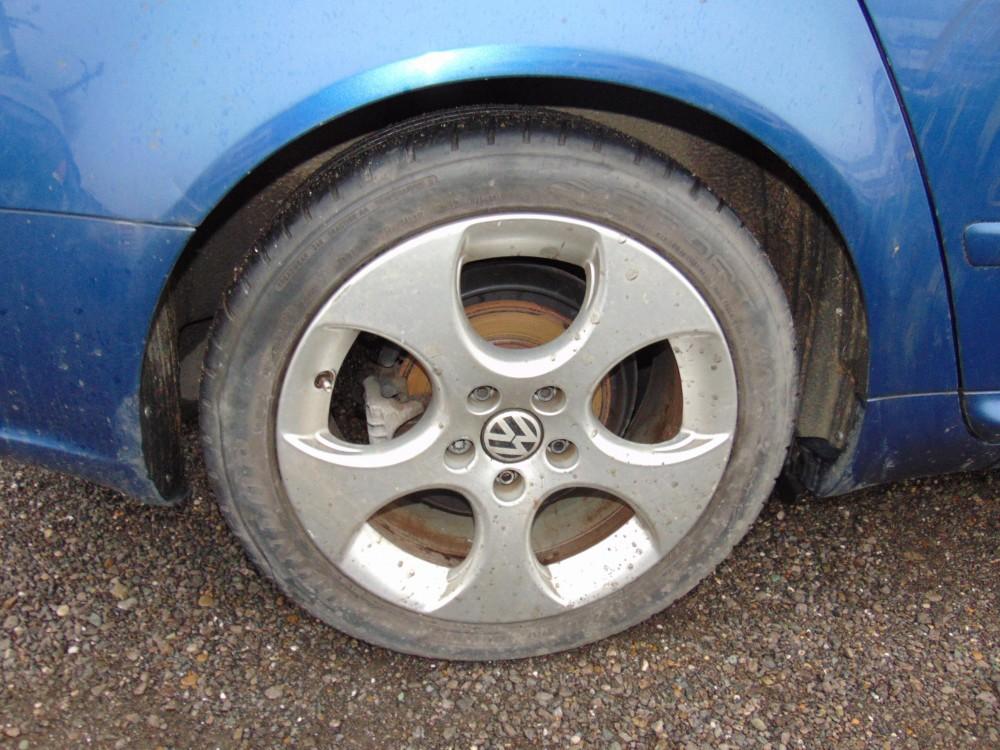SET JANTE ALIAJ 17'  -  7J x 17 / 5 x 112 - VW / AUDI / SKODA / SEAT.