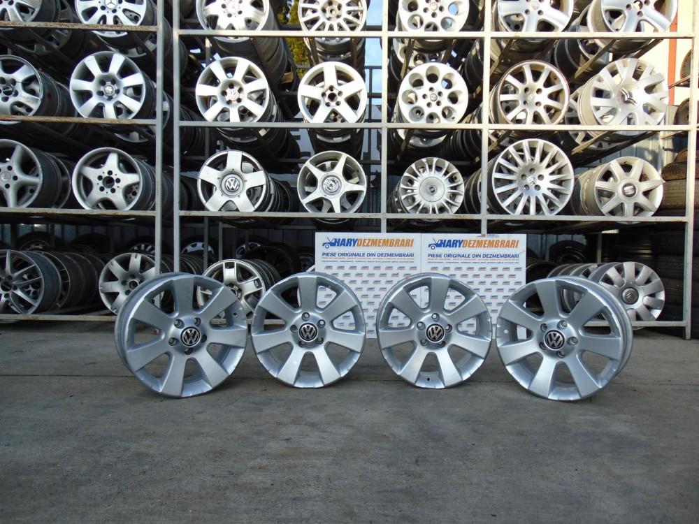 SET JANTE ALIAJ 16'  -  6.5J x 16H2 / 5 x 112 / ET33 - cod: 5NO601025A - VW TIGUAN.