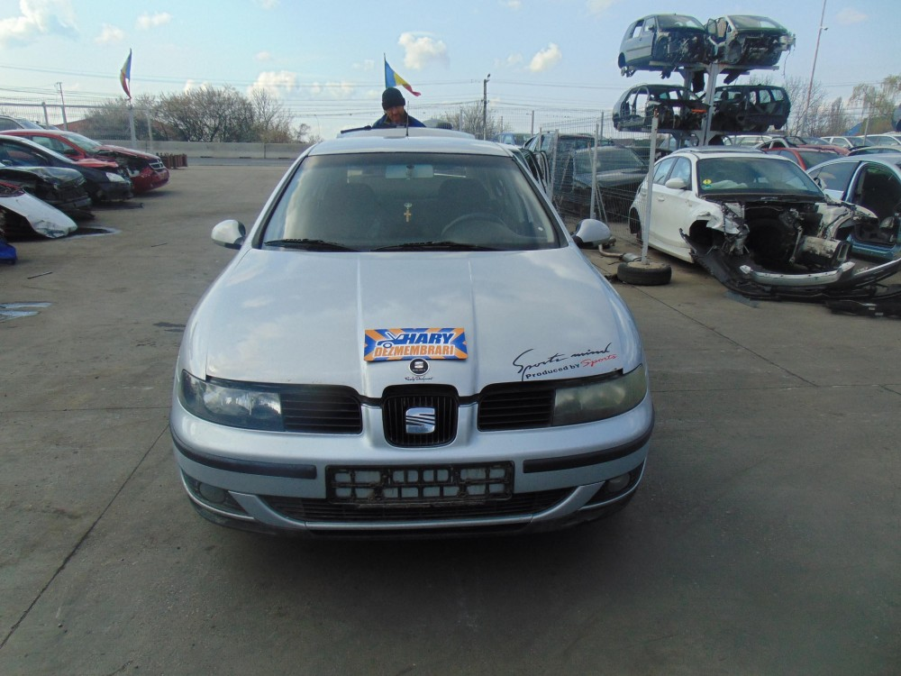 Dezmembram Seat Leon, 1.6 16V, Tip Motor BCB, An fabricatie 2005.