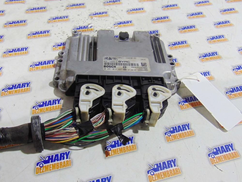 Calculator motor avand codul 8M51-12A650-MC / 0281012487 pentru Ford Focus 2