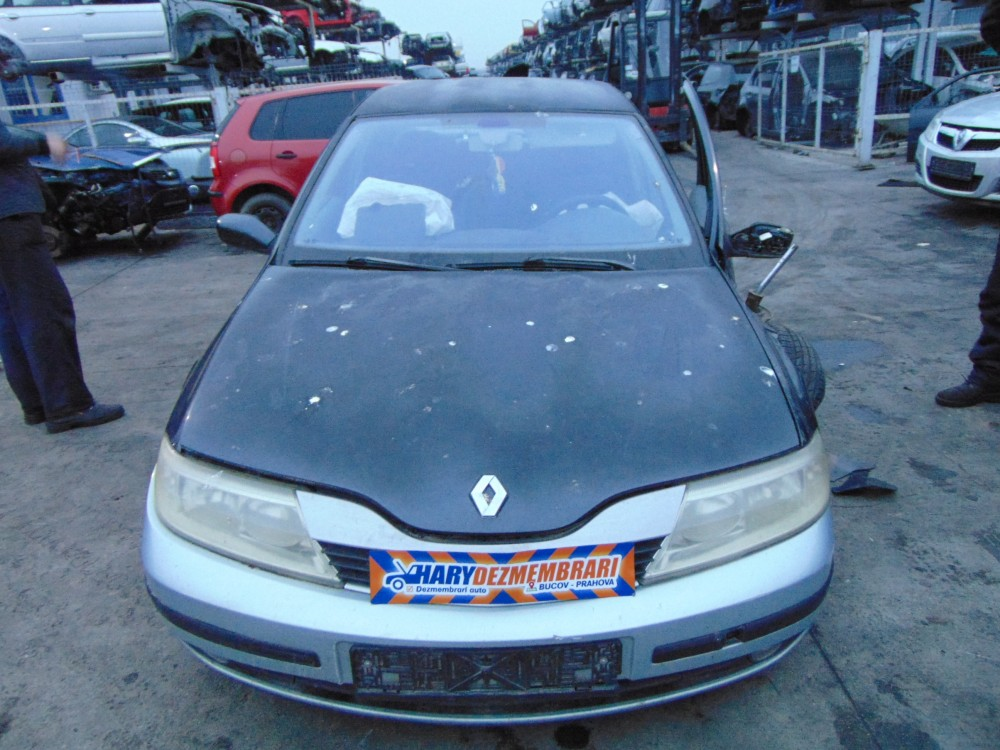 Dezmembram Renault Laguna 2 , 1.8 benzina , tip motor F49 (770) ,  fabricatie 2002