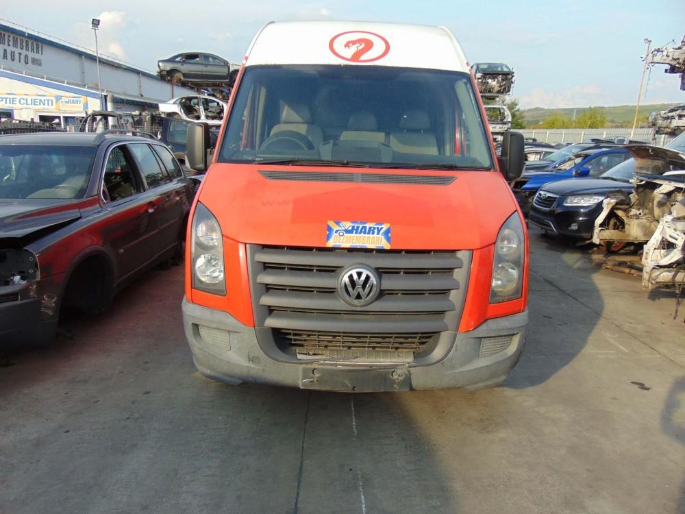 Dezmembram VW CRAFTER , 2.5TDI ,Tip motor: CECA , fabricatie 2011