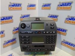 Radio casetofon avand codul original 1X43-18K876-CA, pentru Jaguar X-Type