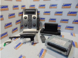 Radio CD cu codul 34W554B/DZ-1VW616W-T pentru Volvo V50