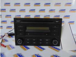 Radio CD cu codul 5Z0057152FX pentru Skoda Fabia