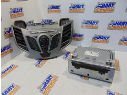 Radio CD cu codul 8A6T18K811AD pentru Ford Fiesta
