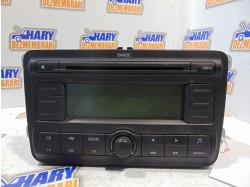 Radio CD cu codul 5J0035161 pentru Skoda Fabia II