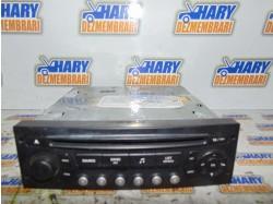 Radio CD pentru Peugeot 206