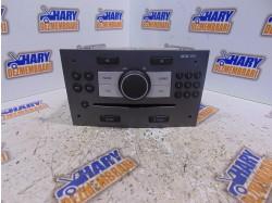 Radio CD cu codul 344183129 pentru Opel Astra H