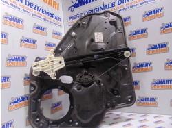 MACARA ELECTRICA DREAPTA SPATE + MOTORAS - cod: 5K4839756L - VW GOLF 6 (2009)