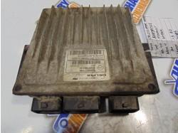 Calculator motor cu codul 8200911568 / 8200785530 pentru Renault Clio, 1.5DCI /  Euro4