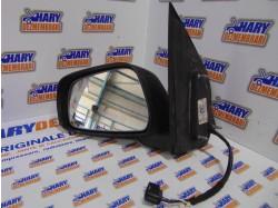 Oglinda stanga electrica cu codul 96302-EB010 pentru Nissan Navara