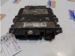 Calculator motor cu codul  2S6A12A650BK pentru Ford Fiesta, 1.4TDCI