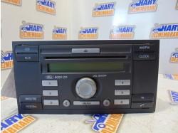Radio CD cu codul 6S6118C815AF pentru Ford Focus II