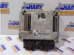 Calculator motor avand codul original 045906013B, pentru Skoda Fabia 1
