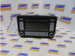 Radio CD cu codul 1K0035186T pentru VW Golf V