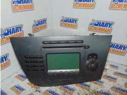 Radio CD cu codul 1P2035152 pentru Seat Leon
