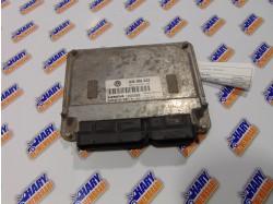 Calculator motor cu codul 03E906033 / 5WP40163 04 pentru VW Polo