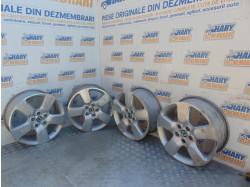 Set jante aliaj 17' cu codul 1Z0601025H pentru gama Audi, VW, Skoda, Seat