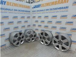 Set jante aliaj 17' cu codul 8E0601025J pentru gama Audi, VW, Skoda, Seat