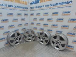 Set jante aliaj 15' aftermarket (Borbet) pentru gama Audi, VW, Skoda, Seat