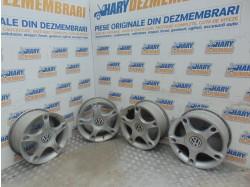 Set jante aliaj 16' cu codul 1M0601025M pentru gama Audi, VW, Skoda, Seat