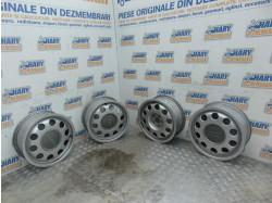 Set jante aliaj 15' cu codul 8L0601025E pentru gama Audi, VW, Skoda, Seat