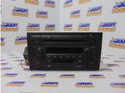 Radio CD avand codul 8E0035195MX pentru Audi A4 B7+magazie CD
