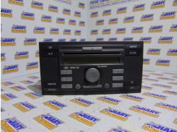 Radio CD avand codul 6S61-18C815-AG pentru Ford Focus II